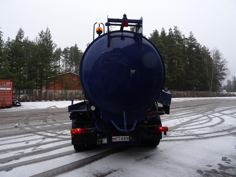 Scania P 93 M 3800 / 4200