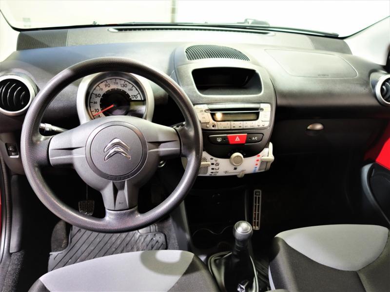 Vaihtoauto Citroen C1