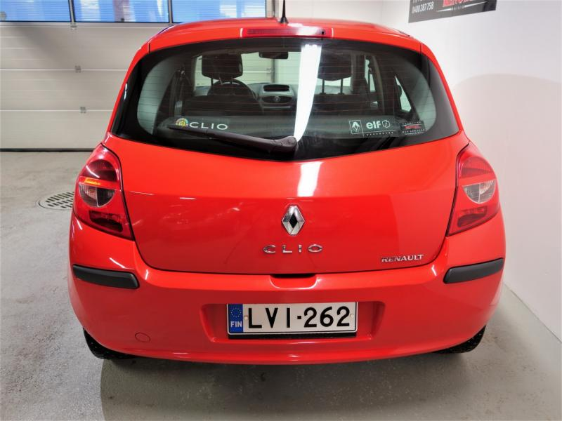 Vaihtoauto Renault Clio