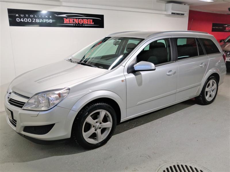 Vaihtoauto Opel Astra