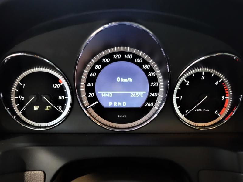 Vaihtoauto Mercedes-Benz C