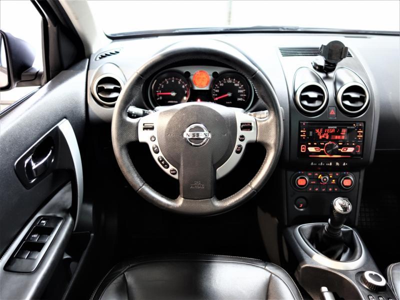 Vaihtoauto Nissan Qashqai