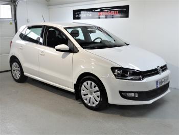Edulliset vaihtoautot Raisio Volkswagen Polo