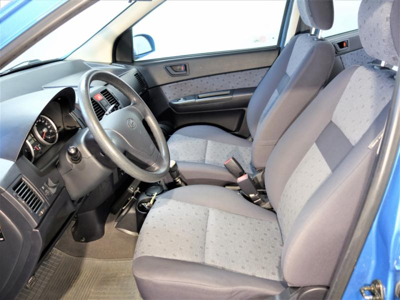 Vaihtoauto Hyundai Getz