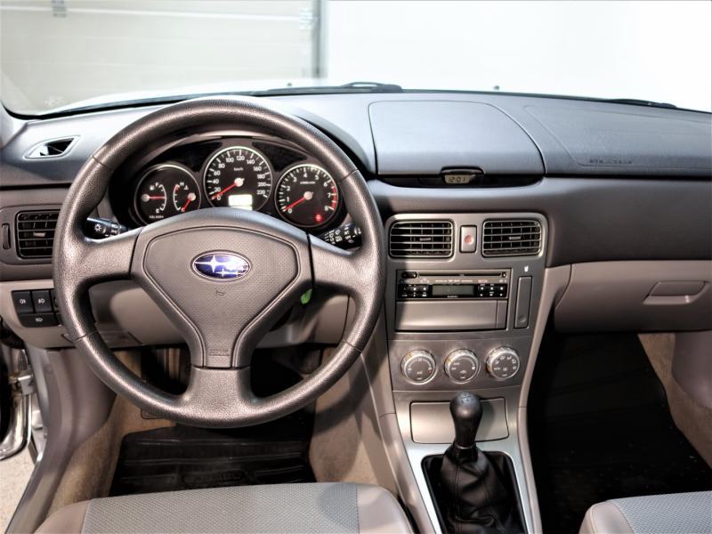 Vaihtoauto Subaru Forester