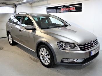 Edulliset vaihtoautot Raisio Volkswagen Passat