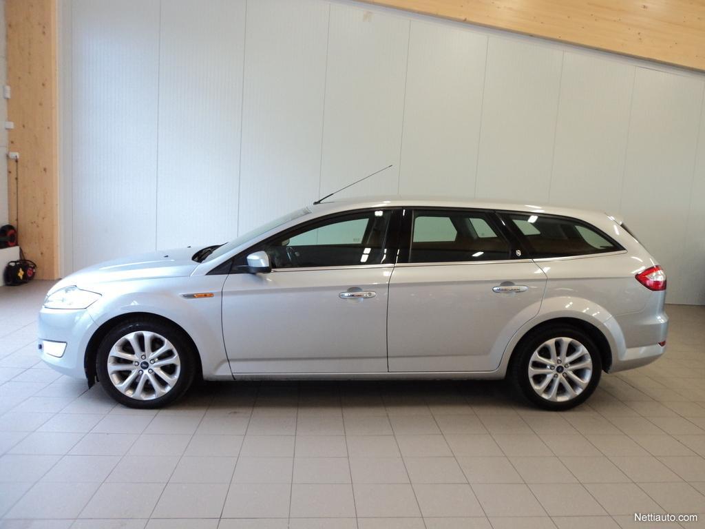 Ford Mondeo, 2.0TDCi 130 Limited Wagon Jopa ilman käsirahaa!