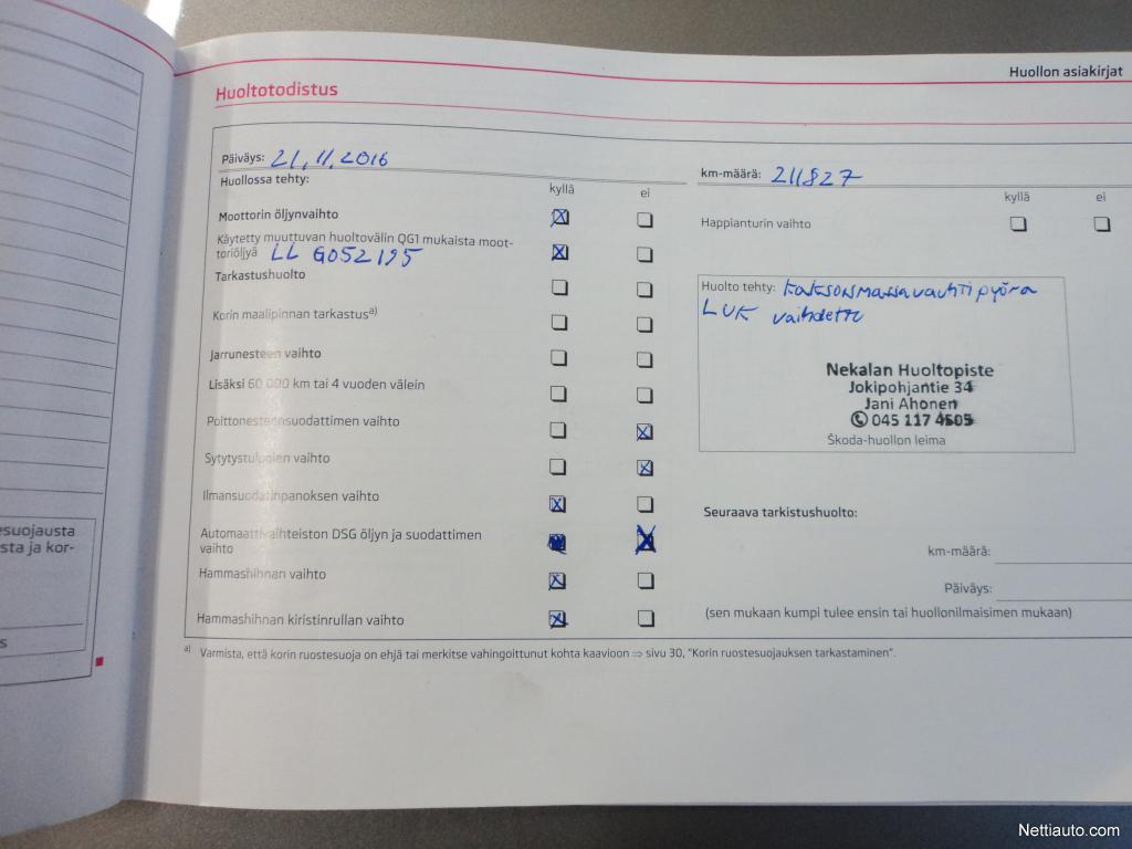 Skoda SUPERB, 2.0 TDI 140 Ambition DSG Jopa ilman käsirahaa!