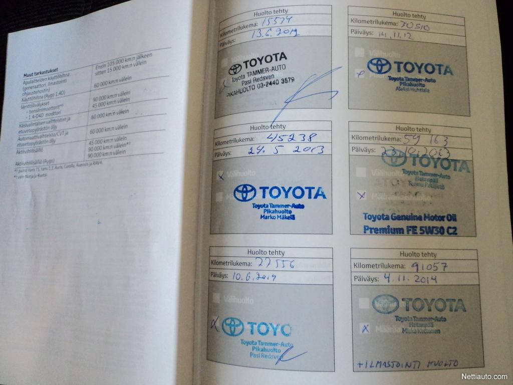 Toyota Avensis, 2,0 Valvematic Linea Sol Wagon Jopa ilman käsirahaa!