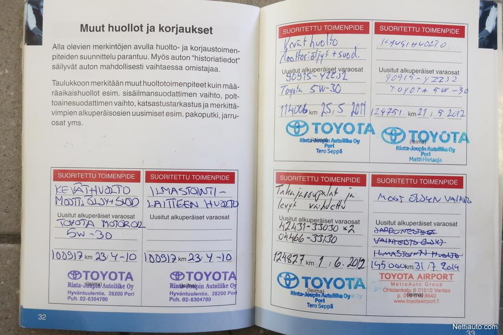 Toyota Camry, 2.4 VVT-i Automaatti Jopa ilman käsirahaa!