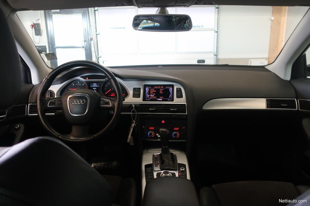 Audi A6, 2,0 TDI 125 kw Multitronic S-Line Business Jopa ilman käsirahaa!