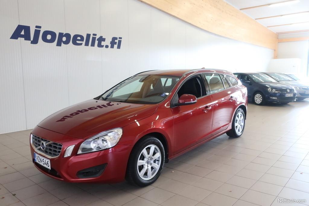 Volvo V60, 2.4 D4 Kinetic AWD Aut Jopa ilman käsirahaa!