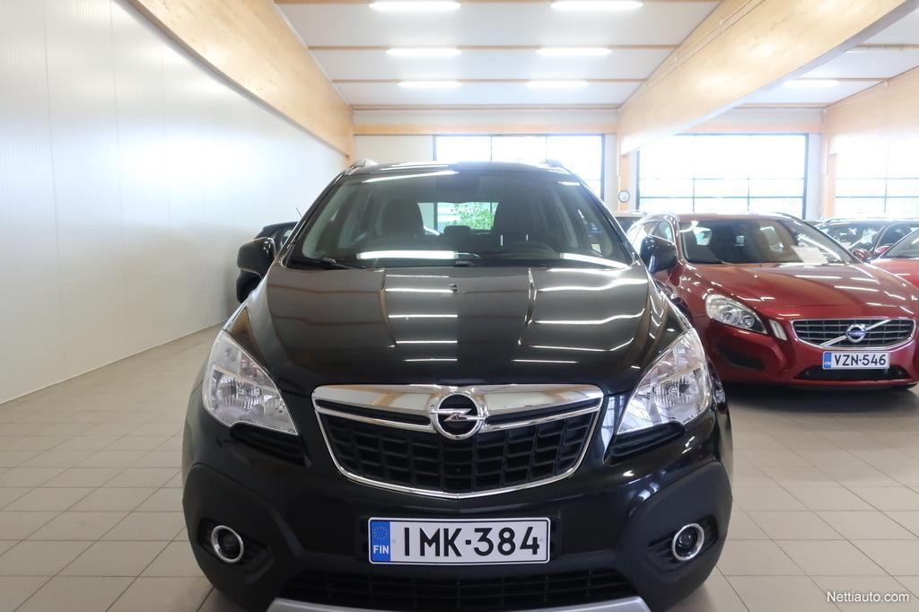 Opel Mokka, 5-ov Enjoy 1,4 Turbo Start/Stop 103kW MT6 Jopa ilman käsirahaa!