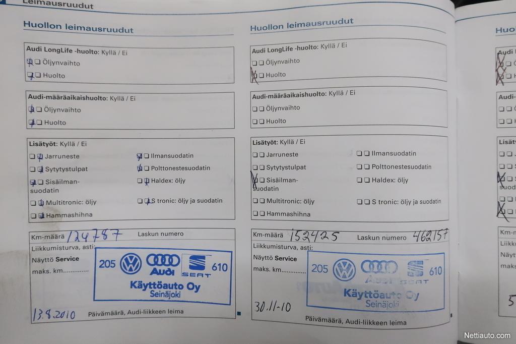 Audi A6, 2.0 TDI Avant. Jopa ilman käsirahaa!