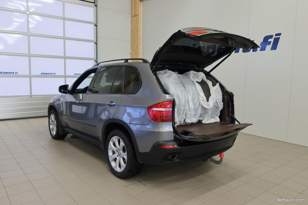 BMW X5, 3.0sD E70 Sport Aut 286 hv Jopa ilman käsirahaa!
