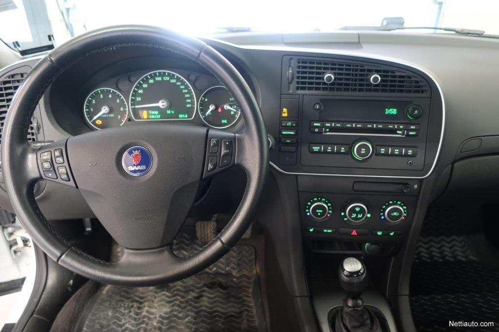 Saab 9-3, Sport Combi 1,8t BioPower Linear Jopa ilman käsirahaa!