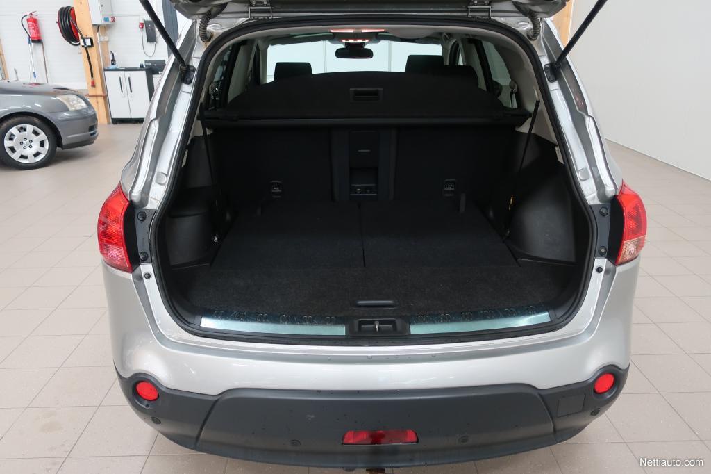 Nissan Qashqai+2, 2,0dCi Tekna 6AT 4WD Jopa ilman käsirahaa!