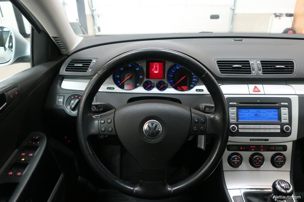 Volkswagen Passat, 2.0 TDi Comfort 125 kW