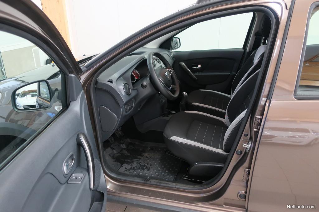 Dacia Sandero, Stepway dCi 90 Jopa ilman käsirahaa!
