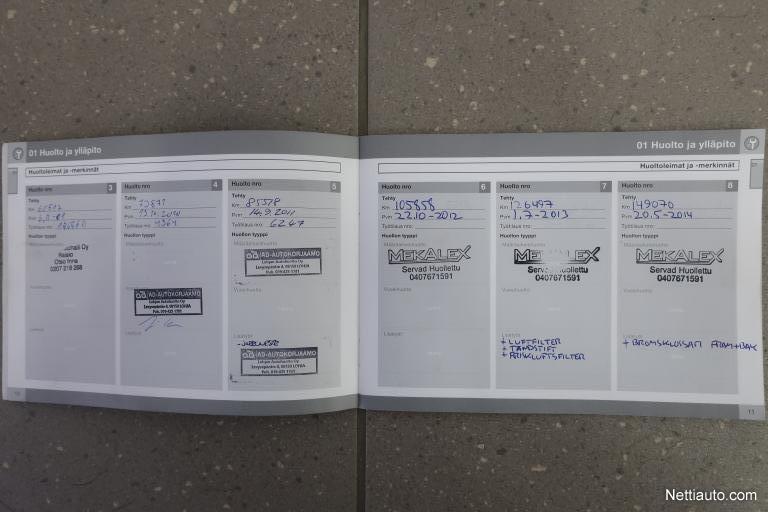Volvo V50, 1,8 (125 hv) Platinum man Jopa ilman käsirahaa!
