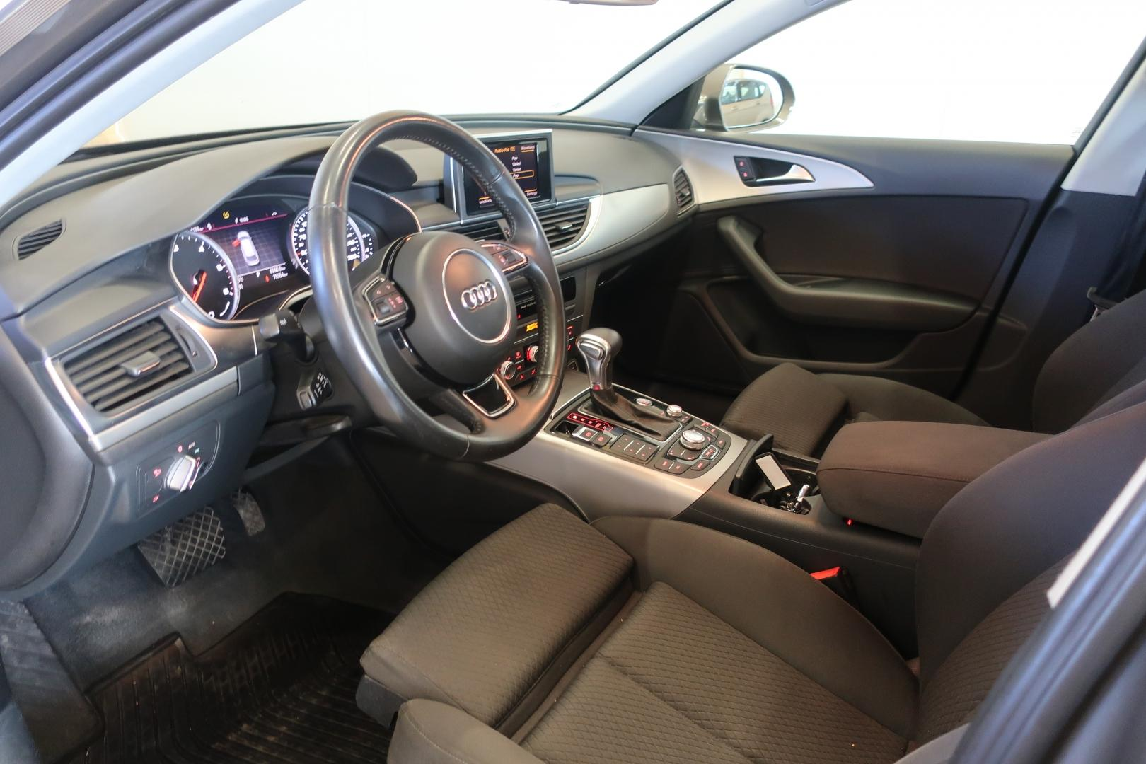 Audi A6, 2.0 TDi Avant 177 HV Aut Jopa ilman käsirahaa!