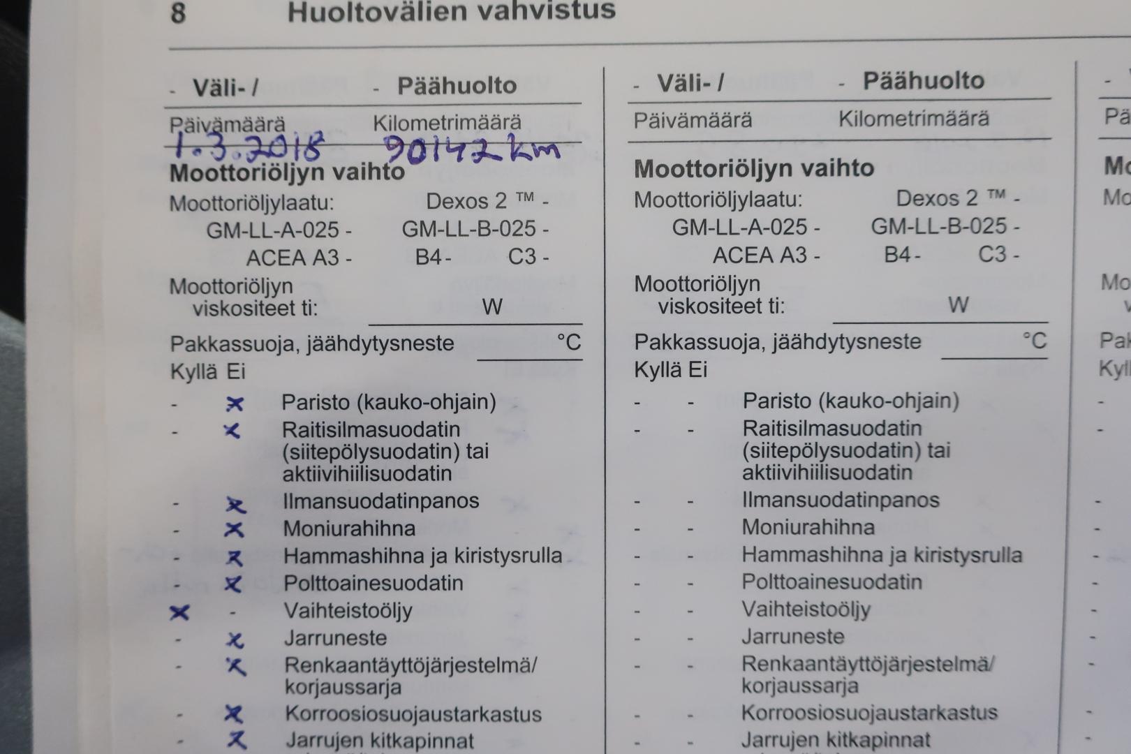 Opel Astra, 5-ov Enjoy 1,6 Turbo Ecotec 132kW AT6 Jopa ilman käsirahaa!