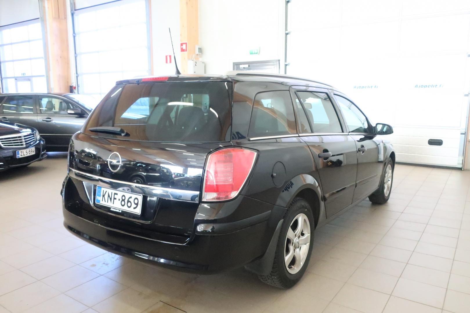 Opel Astra, 1.8-16 Cosmo Wagon Jopa ilman käsirahaa!