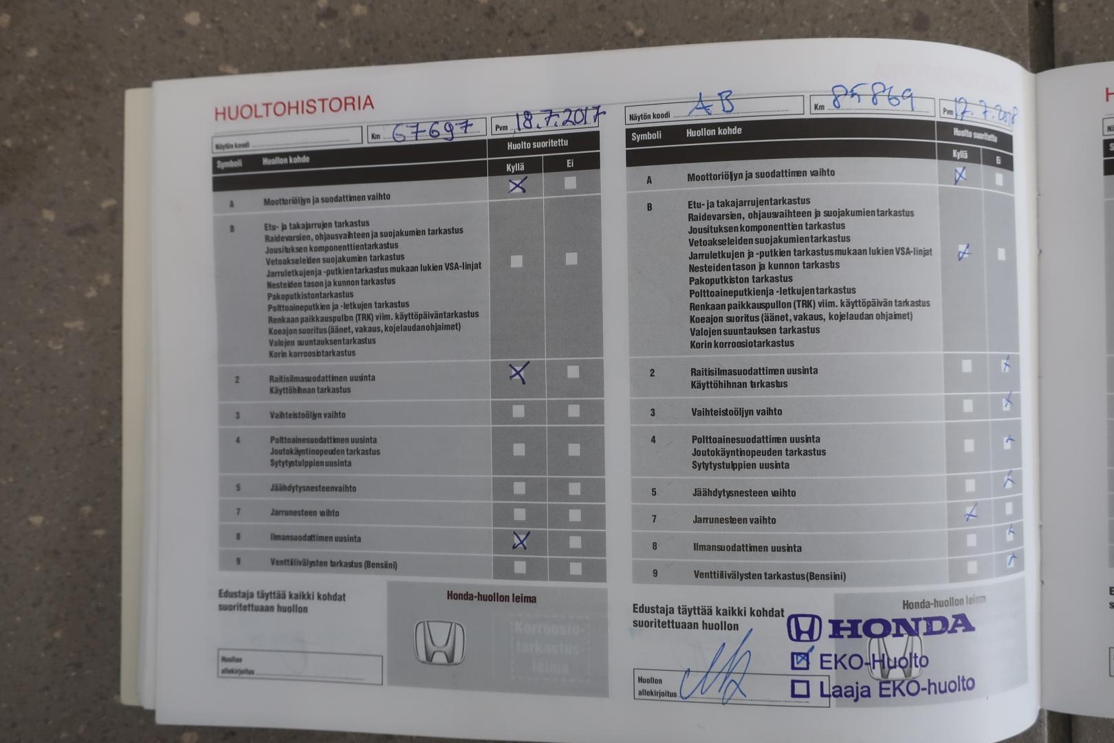 Honda Civic, 5D 1,8i Sport #PERUUTUSKAMERA # Jopa ilman käsirahaa! Aina sopivalla kuukausierällä!