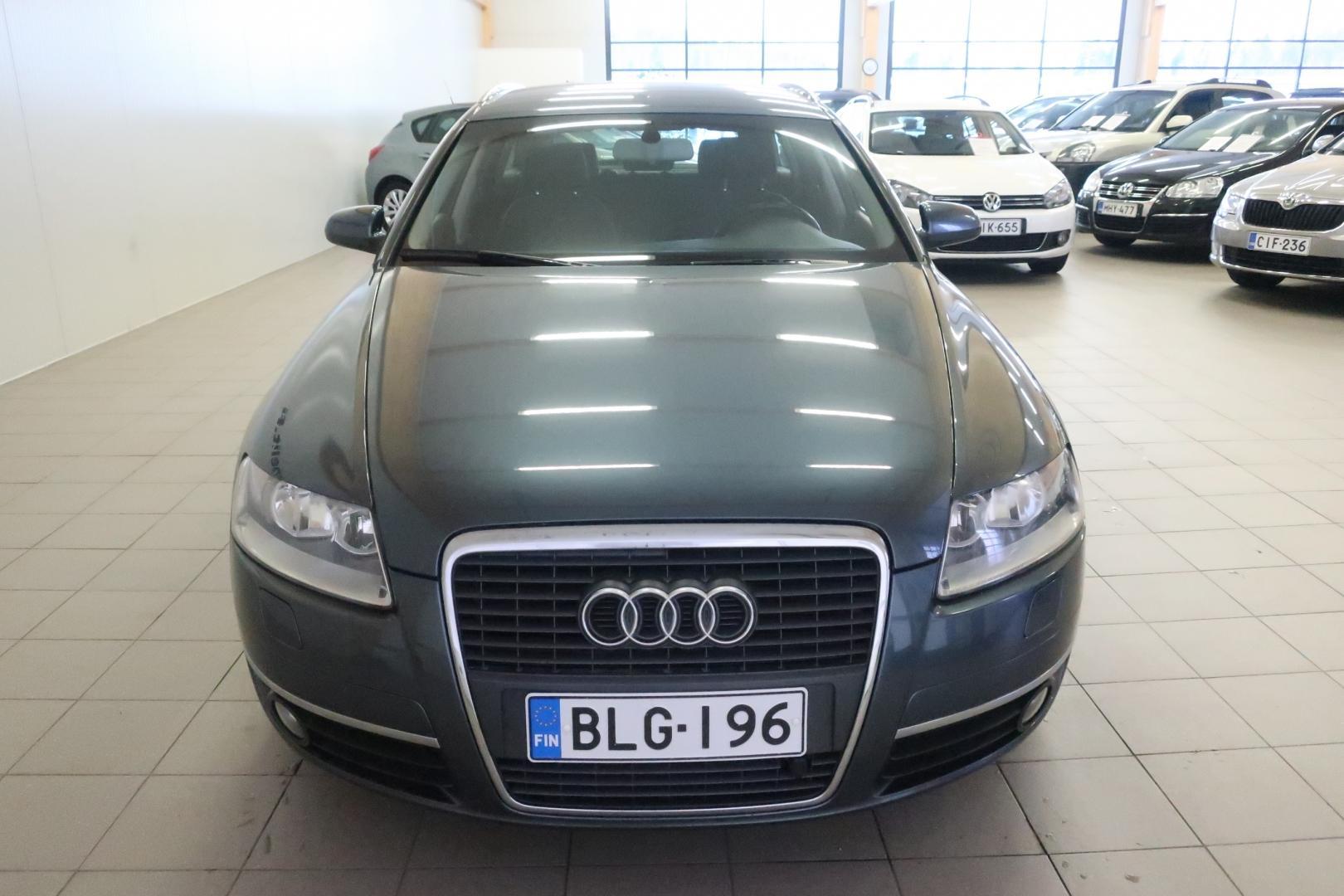 Audi A6, Avant 2.4 V6 5d multitronic #SUPERHIENO #Jopa ilman käsirahaa! Aina sopvalla kuukausierää!