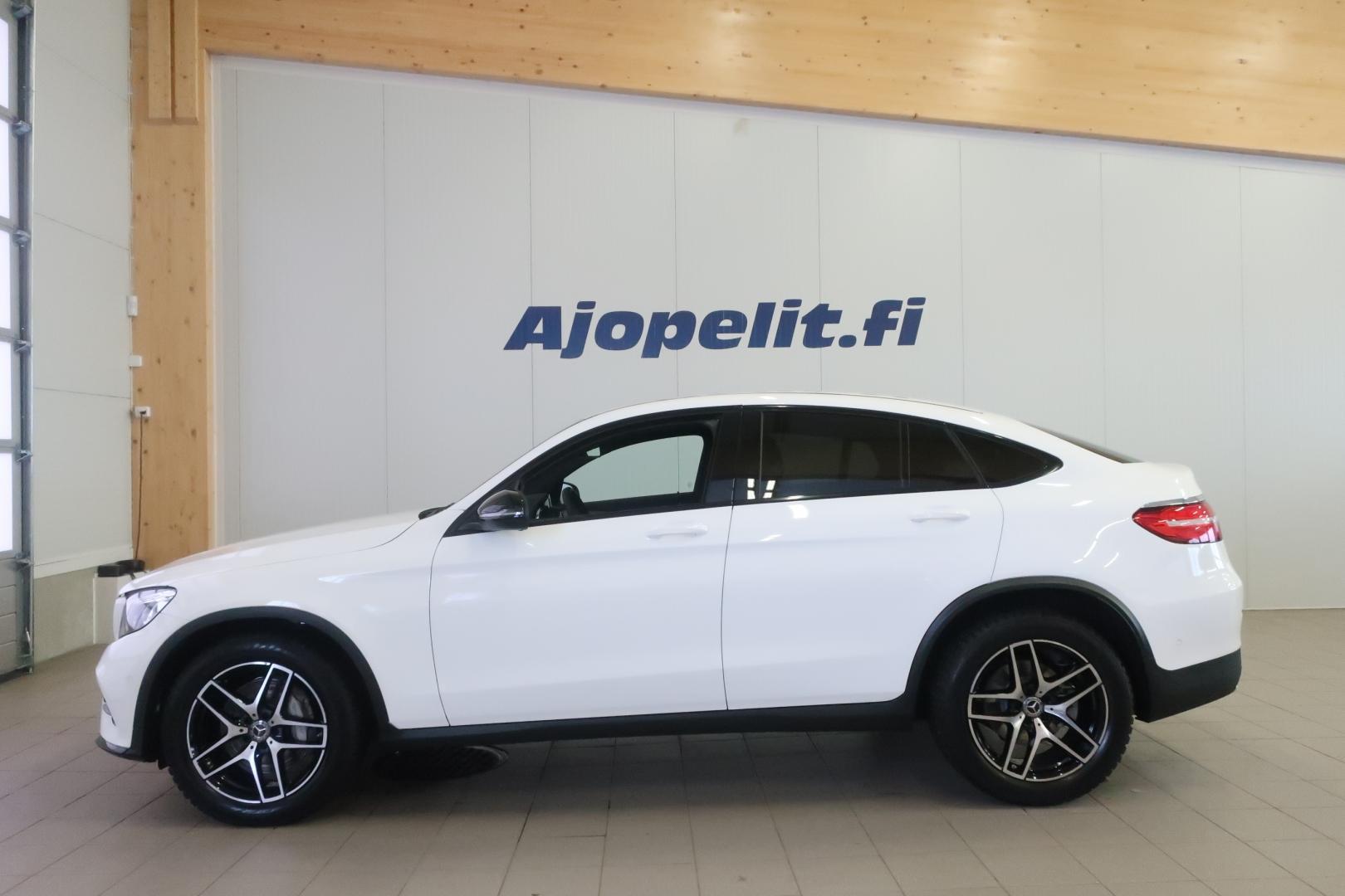 Mercedes-Benz GLC, 220 d 4Matic A Premium Business AMG , Uusi ovh. 84475,- Rahoituskorko 1.99%