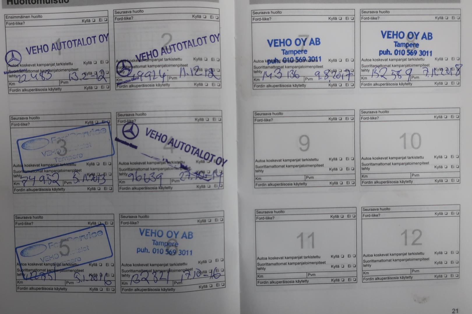 Ford Transit Connect, SWB 1,8 TDCi 90 Trend #WEBASTO KELLOLLA  #PERUUTUSTUTKA #Jopa ilman käsirahaa! Aina sopivalla kuukausierällä!