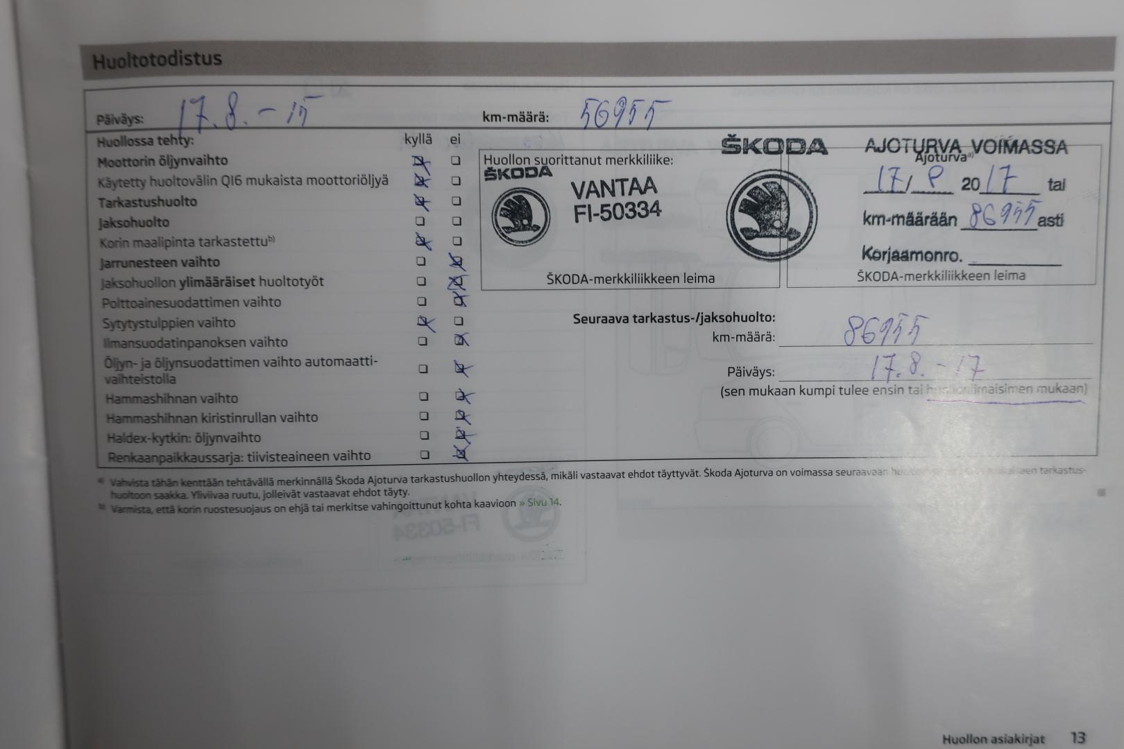 Skoda Octavia, Combi 1,4 TSI Experience DSG, #Jopa ilman käsirahaa! Aina sopivalla kuukausierällä!