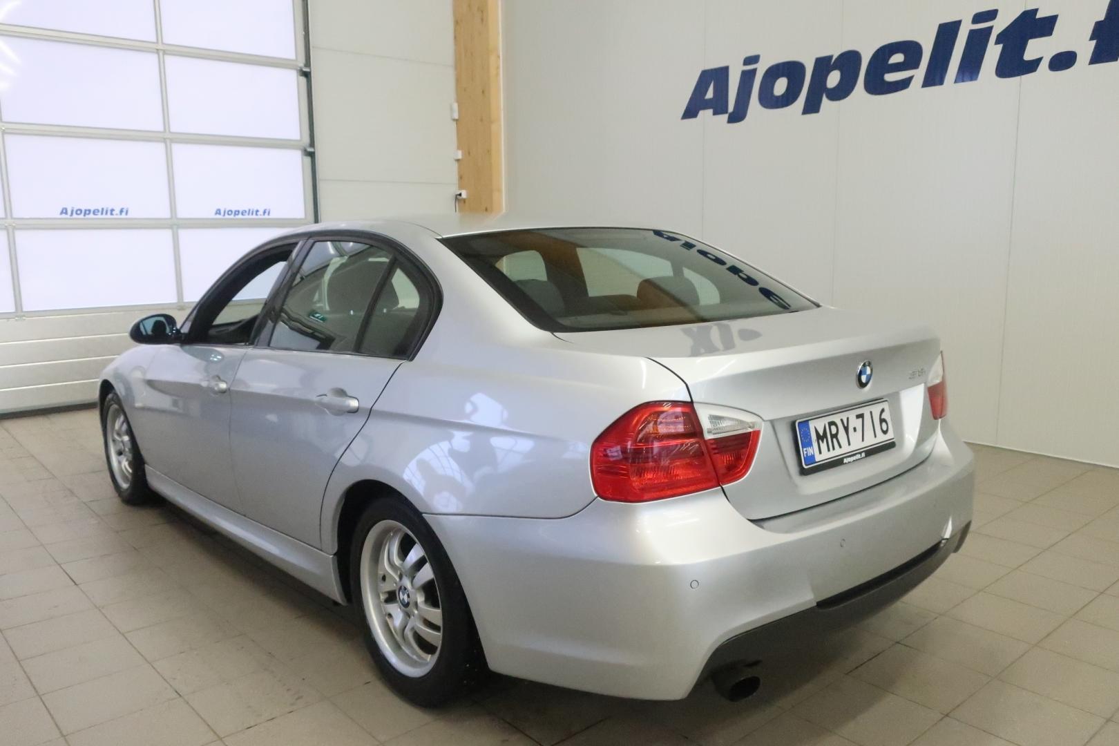 BMW 318, i (E90) M-SPORT #AJ. VAIN  128 TKM #Jopa ilman käsirahaa! Aina sopivalla kuukausierällä!