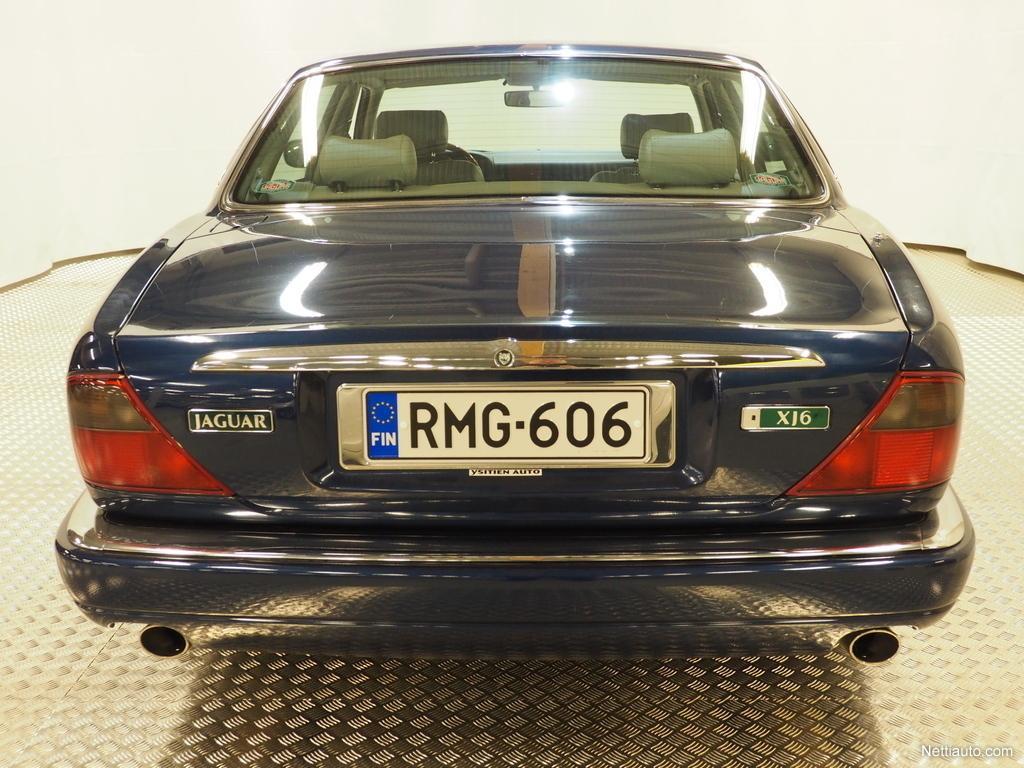 Jaguar XJ6, 3.2 4d A