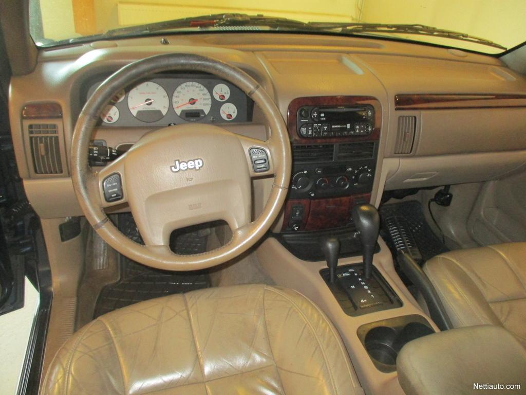 Jeep Grand Cherokee, 3.1TD Laredo 5d