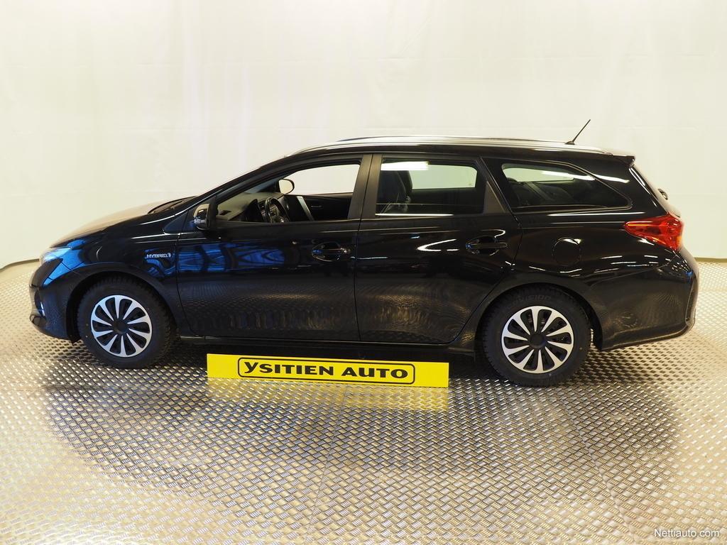 Toyota Auris, Touring Sports 1.8 Hybridi Navi, peruutuskamera, ym.