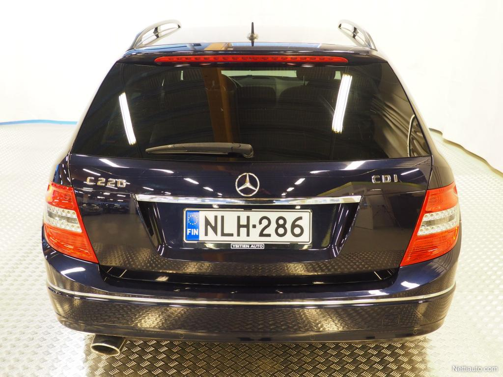 Mercedes-Benz C, 220 CDI Automaatti Premium Business