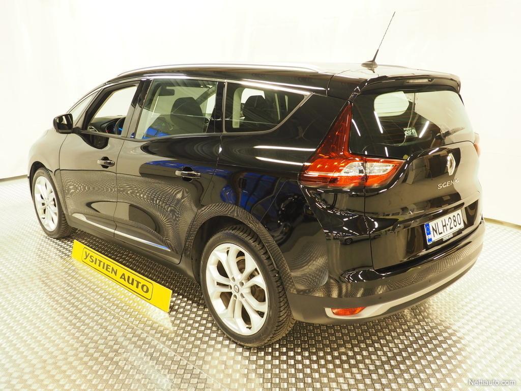 Renault Grand Scenic, dCi 110 EDC7-aut Zen