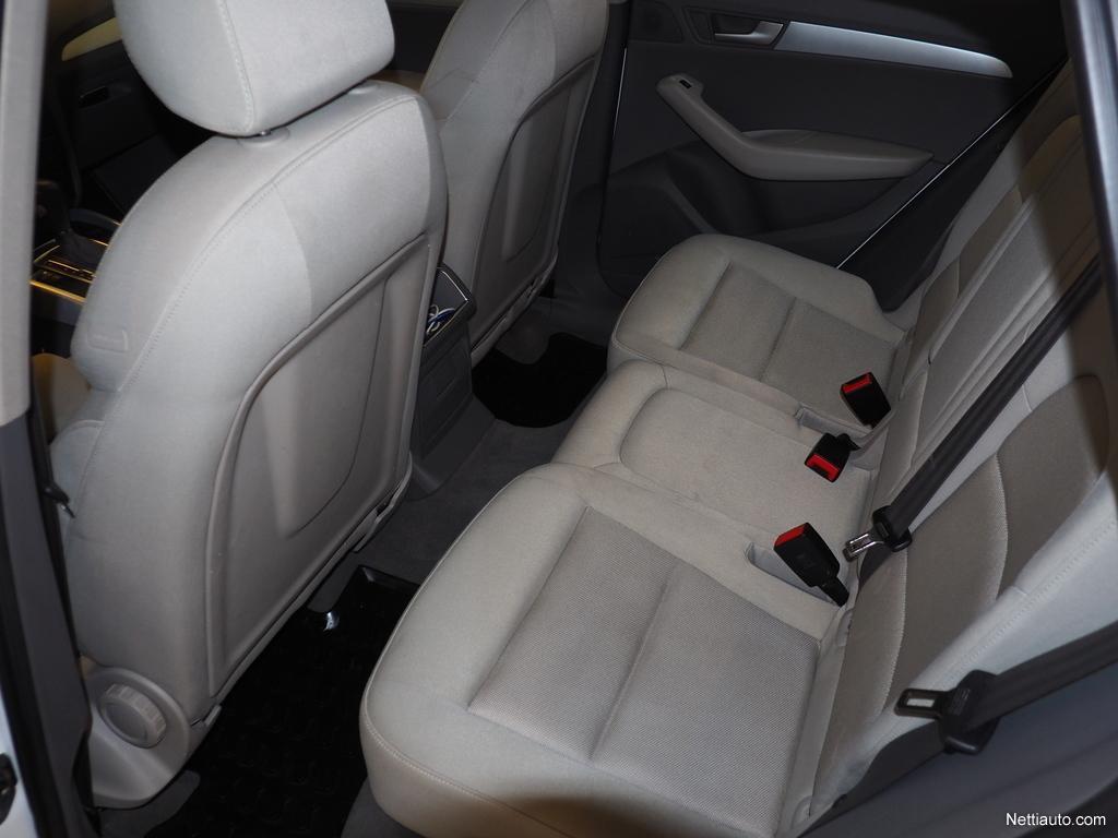 Audi Q5, 2,0TDI Quattro 170HV AUT