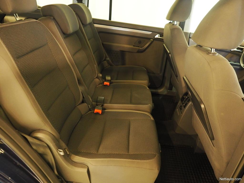 Volkswagen TOURAN, Comfortline 2.0 TDI 103 kW BlueMotion Technology