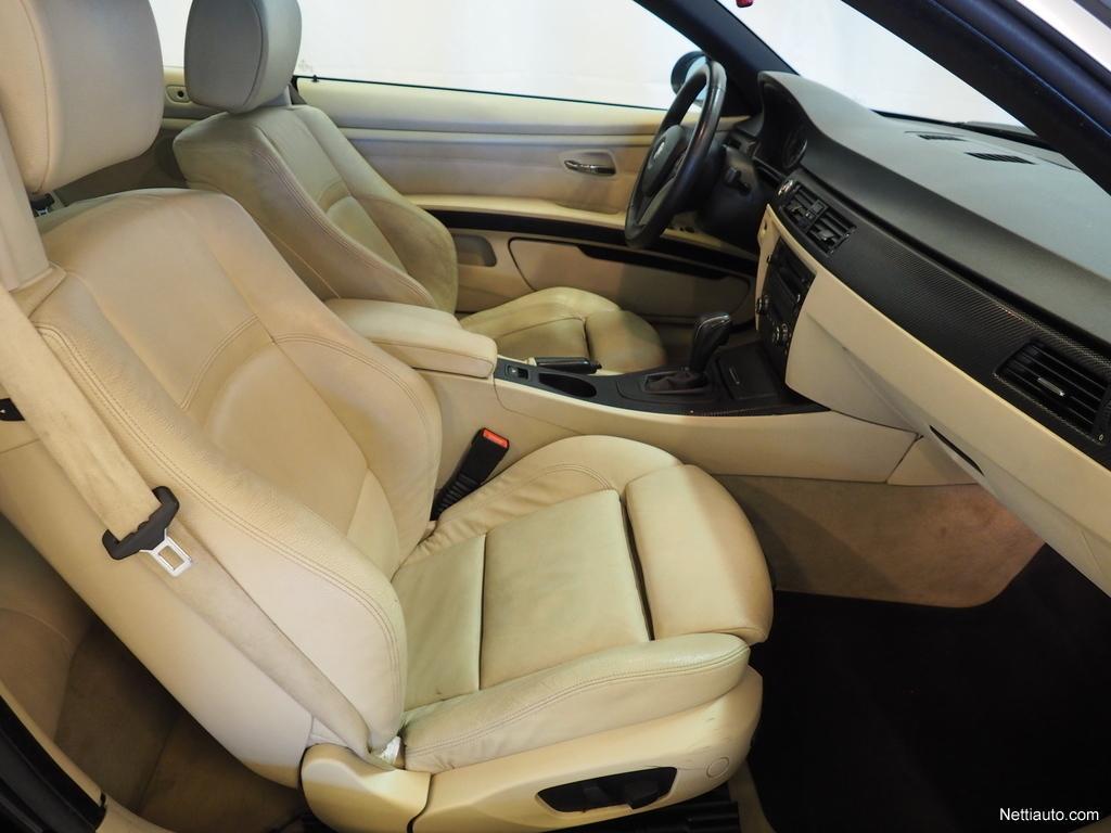 BMW 330, D A E93 Cabrio