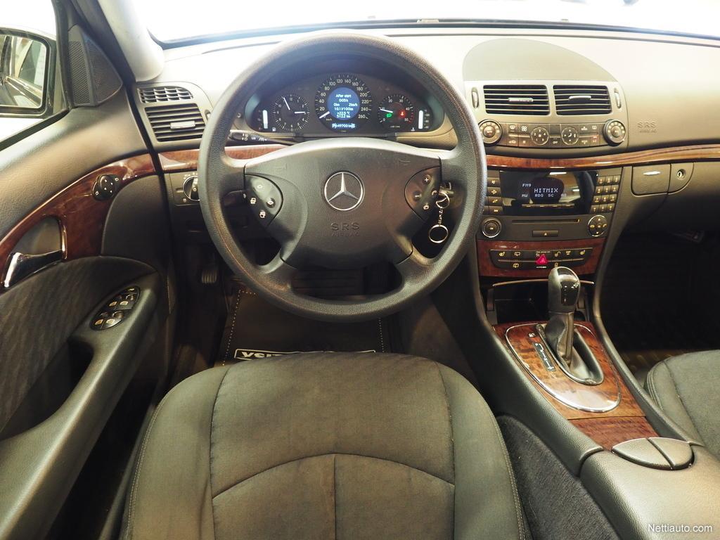 Mercedes-Benz E, E 220 CDI KOMBI AUTOMATIC