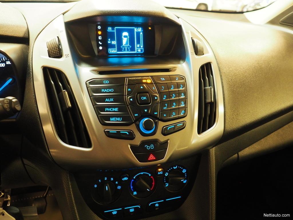Ford Grand Tourneo Connect, 1.5 TDCi 120HV M6 7-Hengen SIS ALV:n