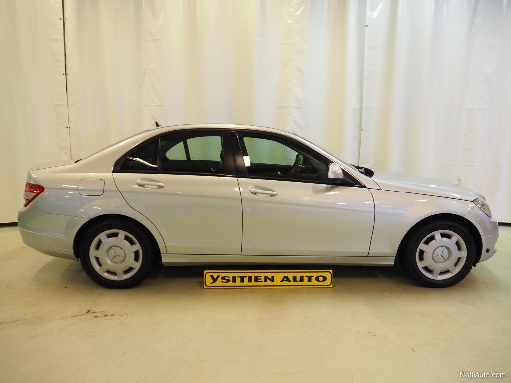 Mercedes-Benz C, 200 CDI Business 4d A