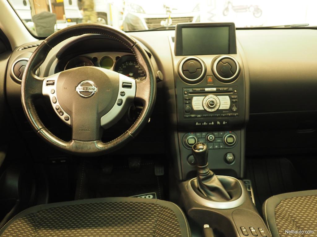 Nissan Qashqai, 2,0 DCI