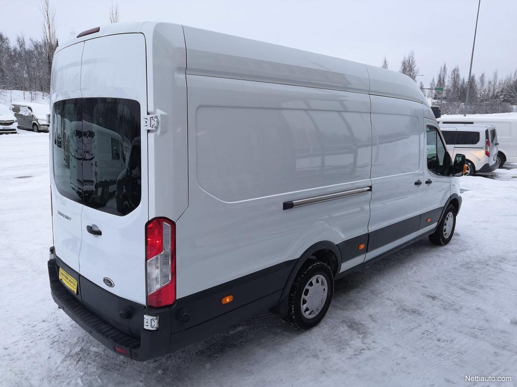 Ford Transit, 350 JUMBO L4H3 KEVYT K-A HINTA SIS 24% ALV