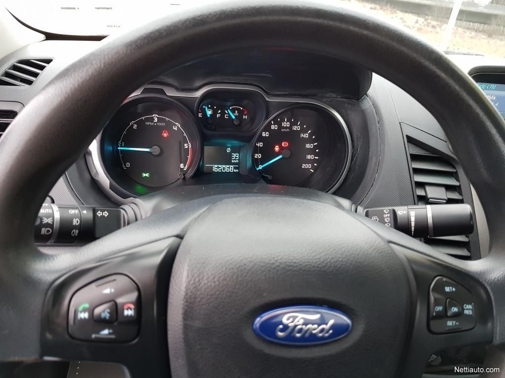 Ford RANGER, SUPER CAB 2,2TDCi 150 HV 4X4 NELIVETO WEBASTO ILMASTOINTI VETOKOUKKU VAK. NOP. SÄÄDIN SIS ALV 24%