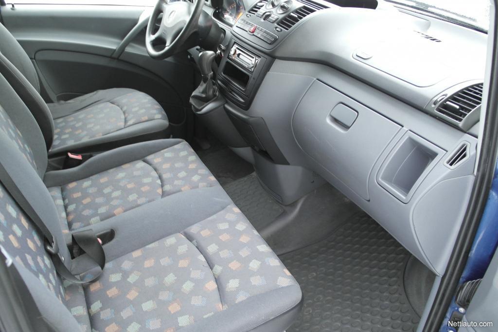 Mercedes-Benz Vito, AUTOMAATTI VETOKOUKKU ILMASTOINTI