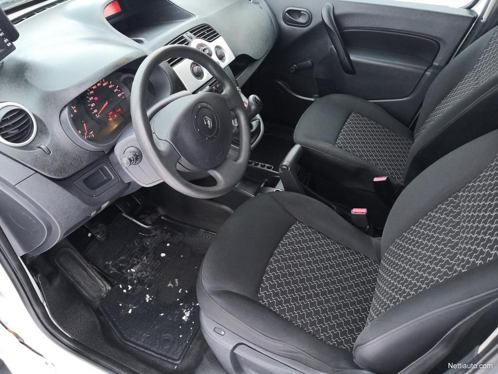 Renault Kangoo, 1,5 dCi PERUUTUSKAMERA WEBASTO ILMASTOINTI VETOKOUKKU HUOLTOKIRJA KAHDET RENKAAT
