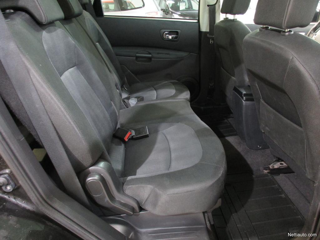 Nissan Qashqai+2, 2,0dCi DPF Acenta 4WD MY10